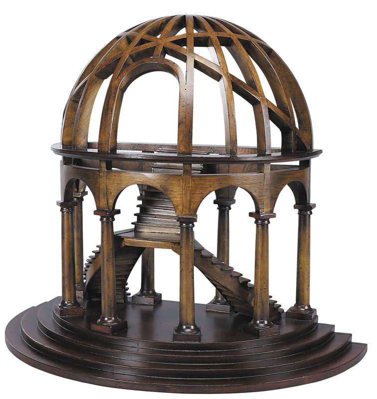 Dome Architectural Model