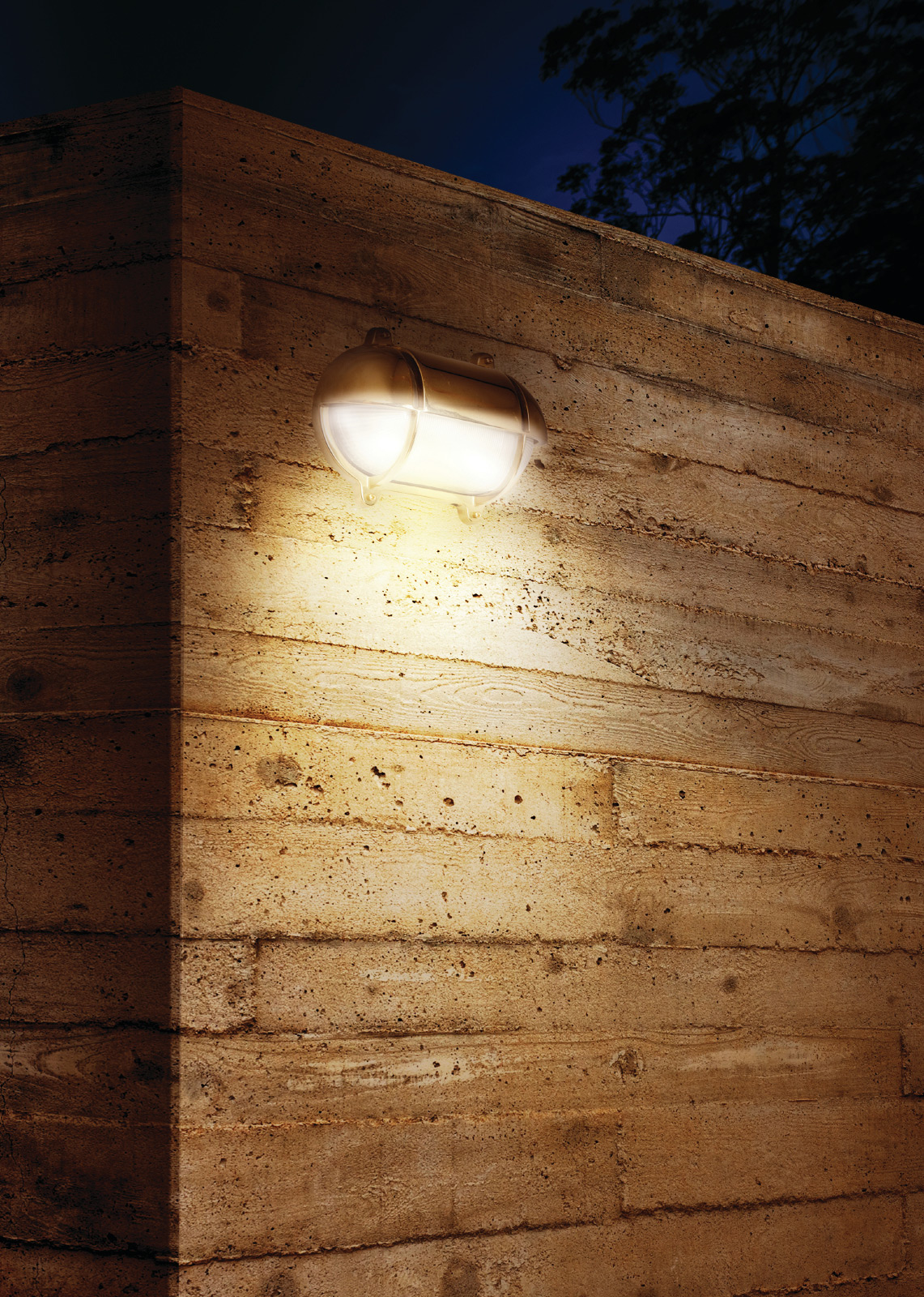 Bunker Exterior Light