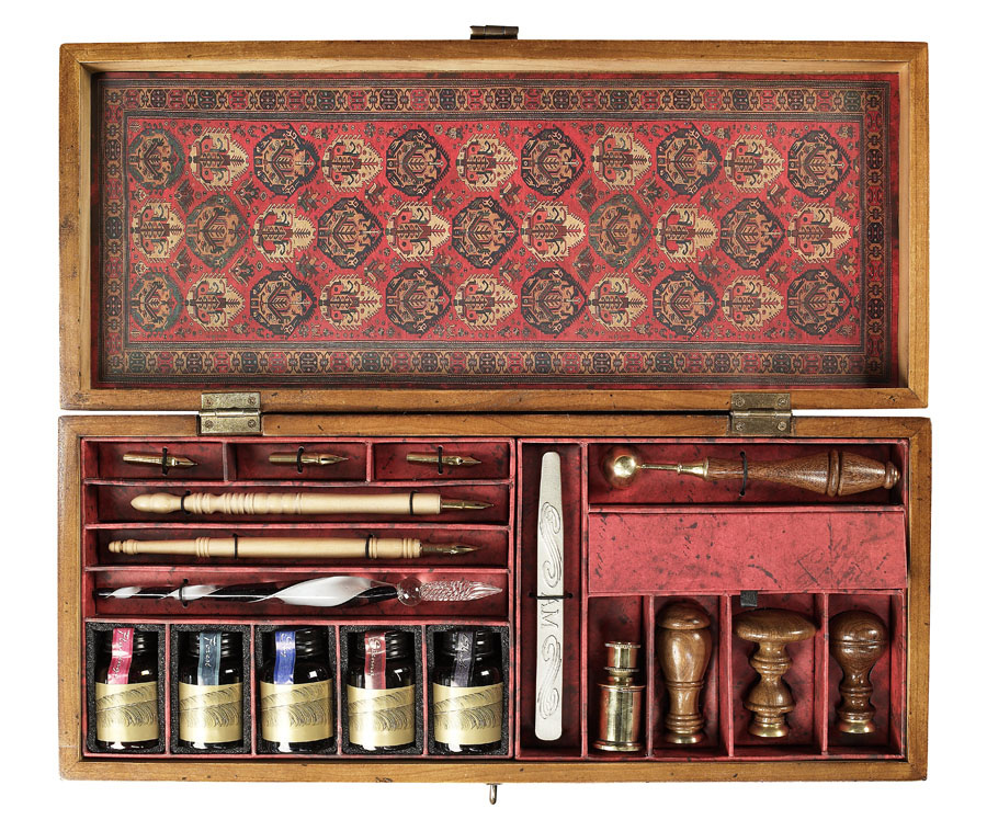 Traditional Writing Set