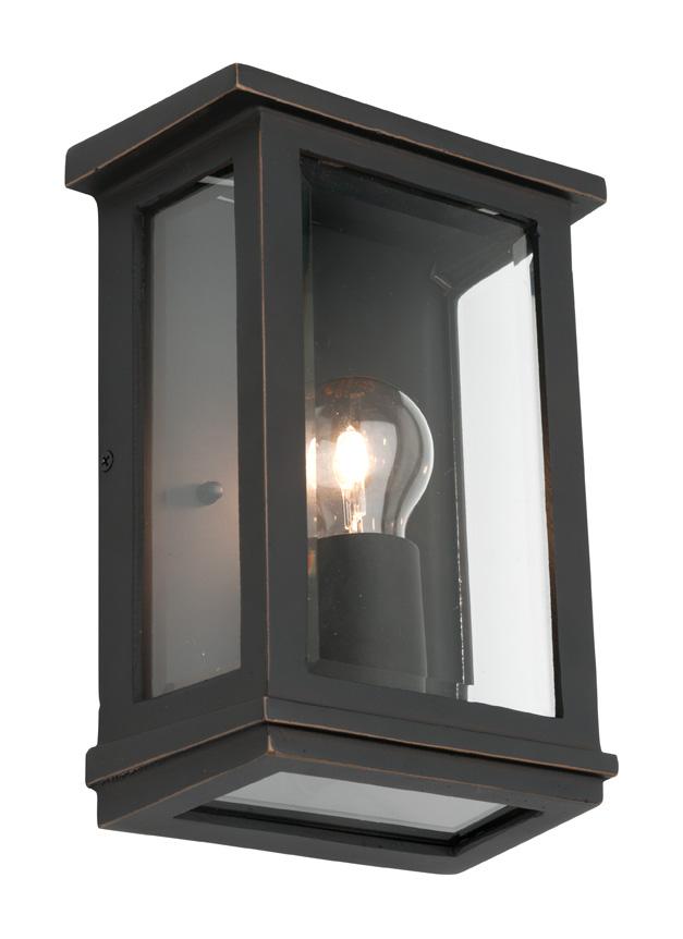 Classic Exterior Small Lantern
