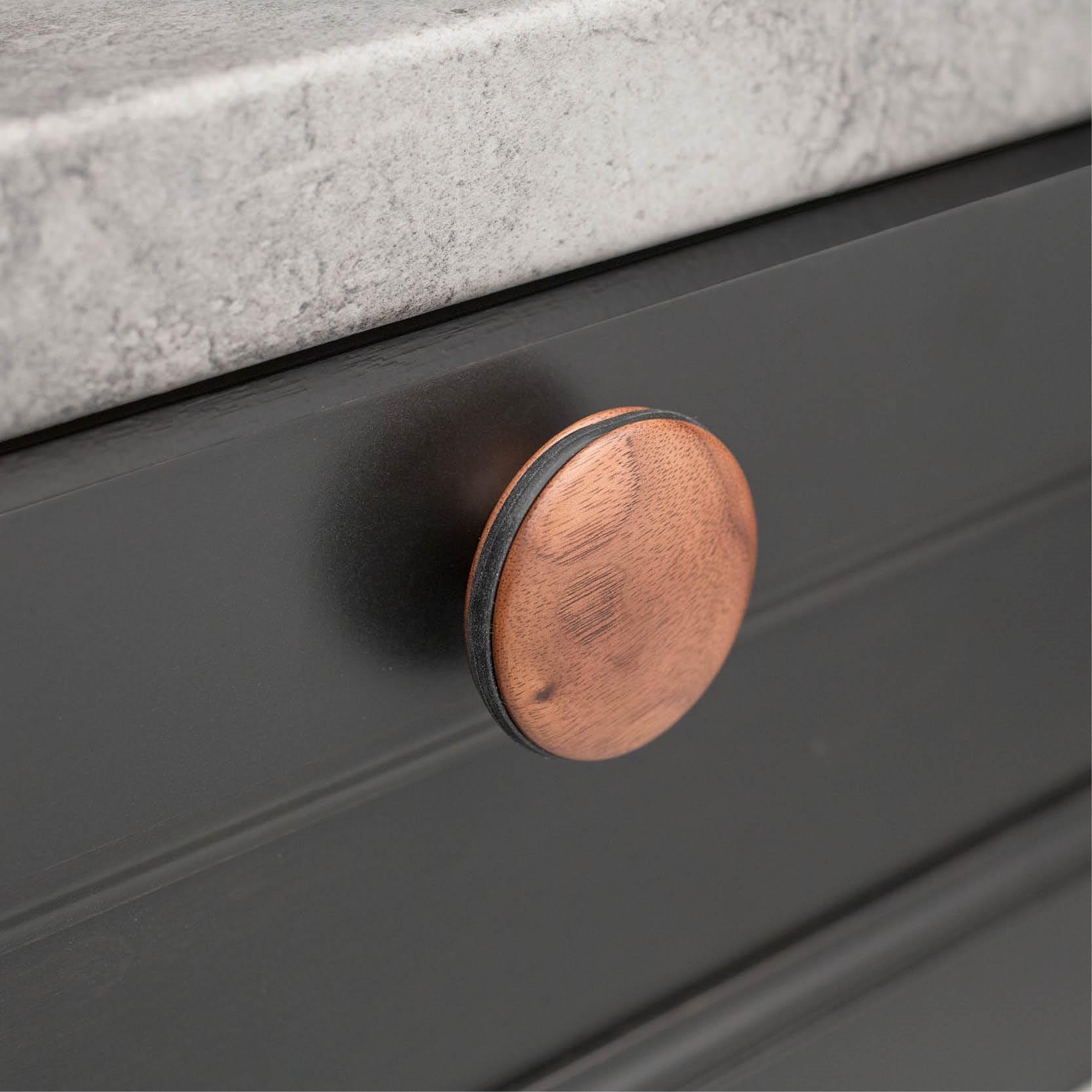 Timber Cabinet Knob