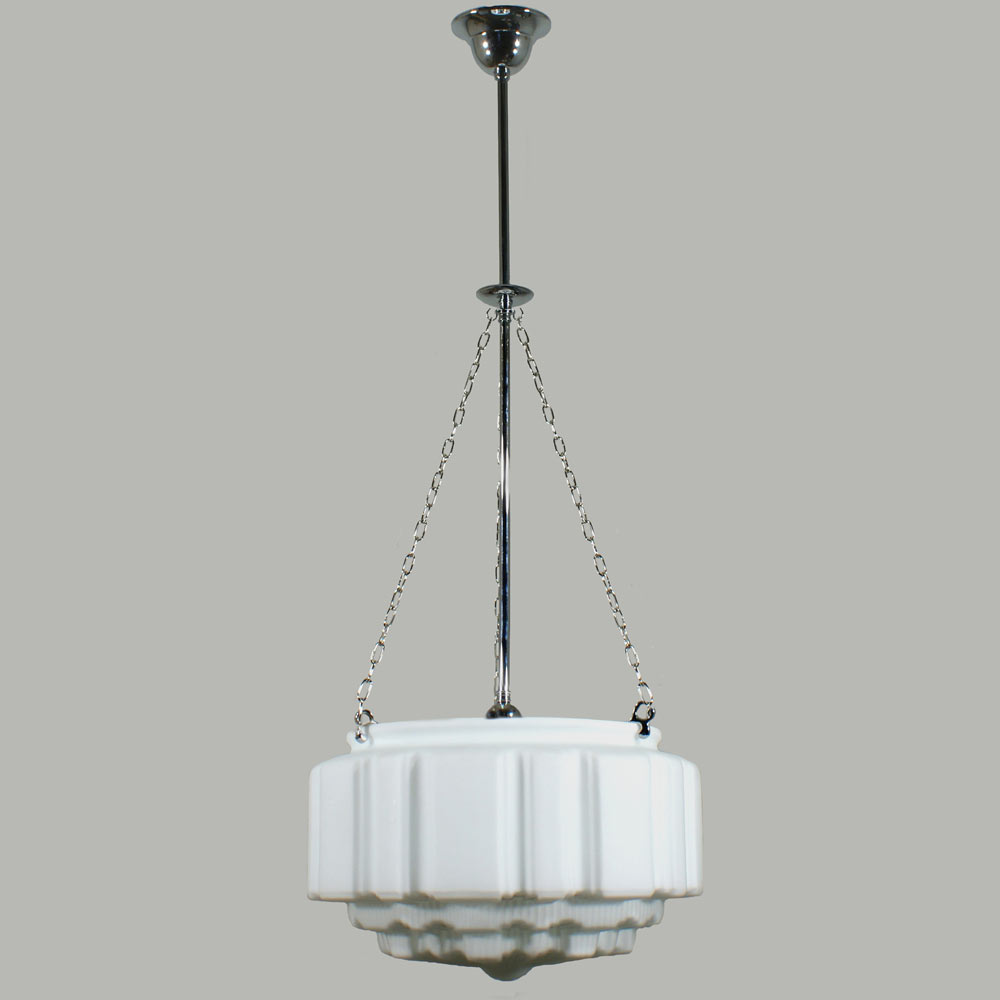 3 Chain Rod Pendant Light