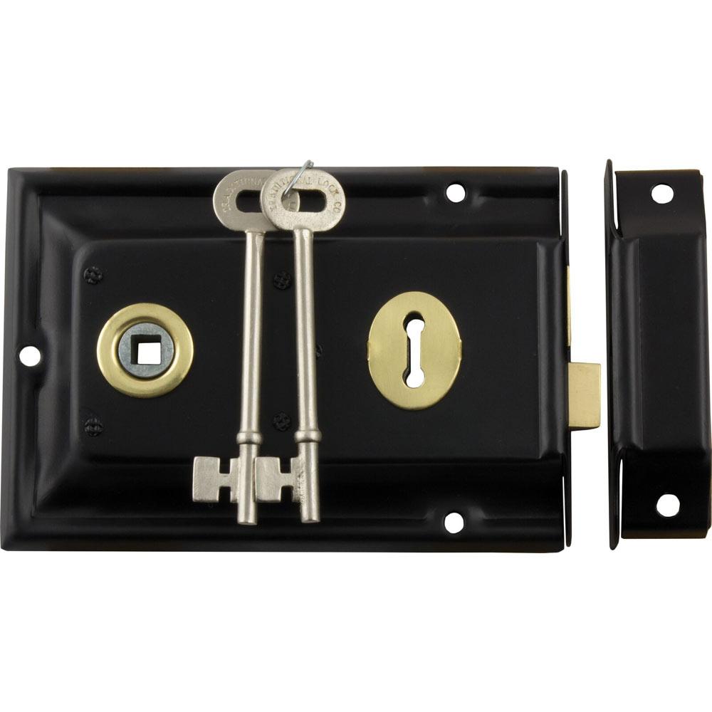 Rim Lock