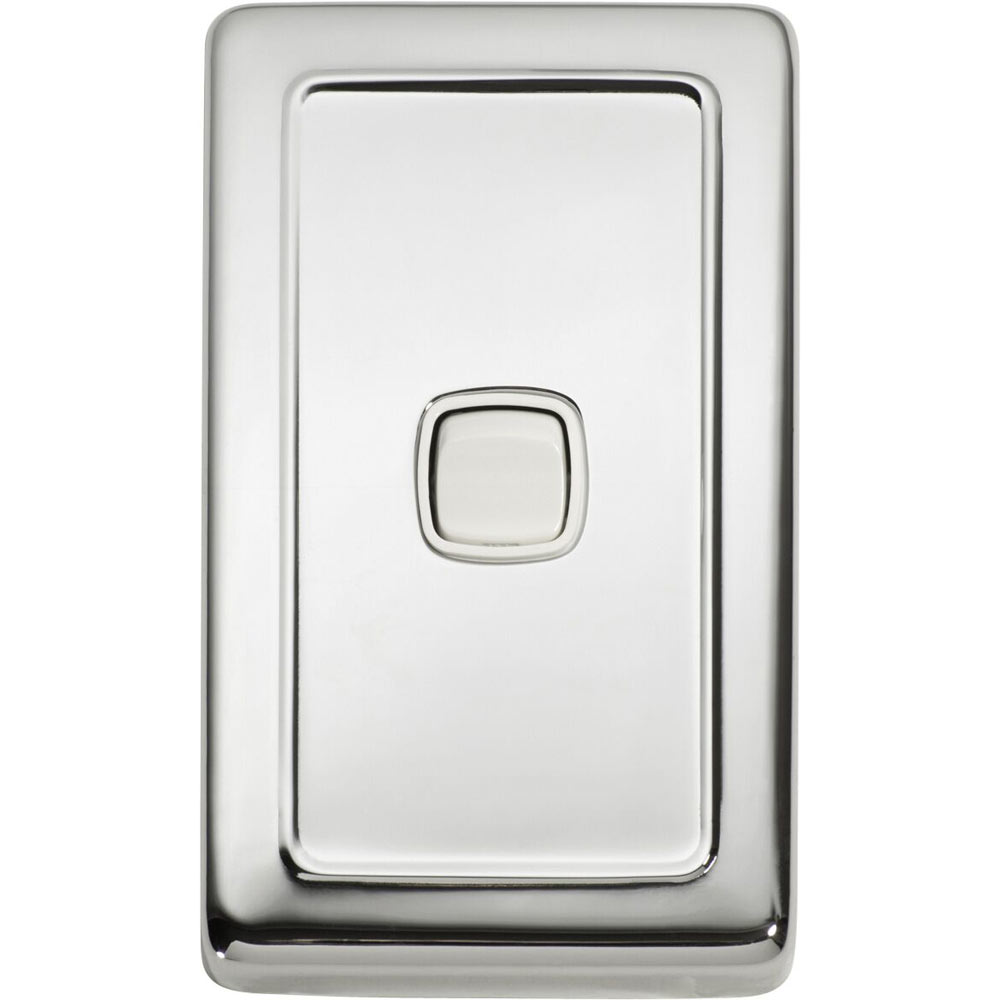 Chrome Rocker Switches