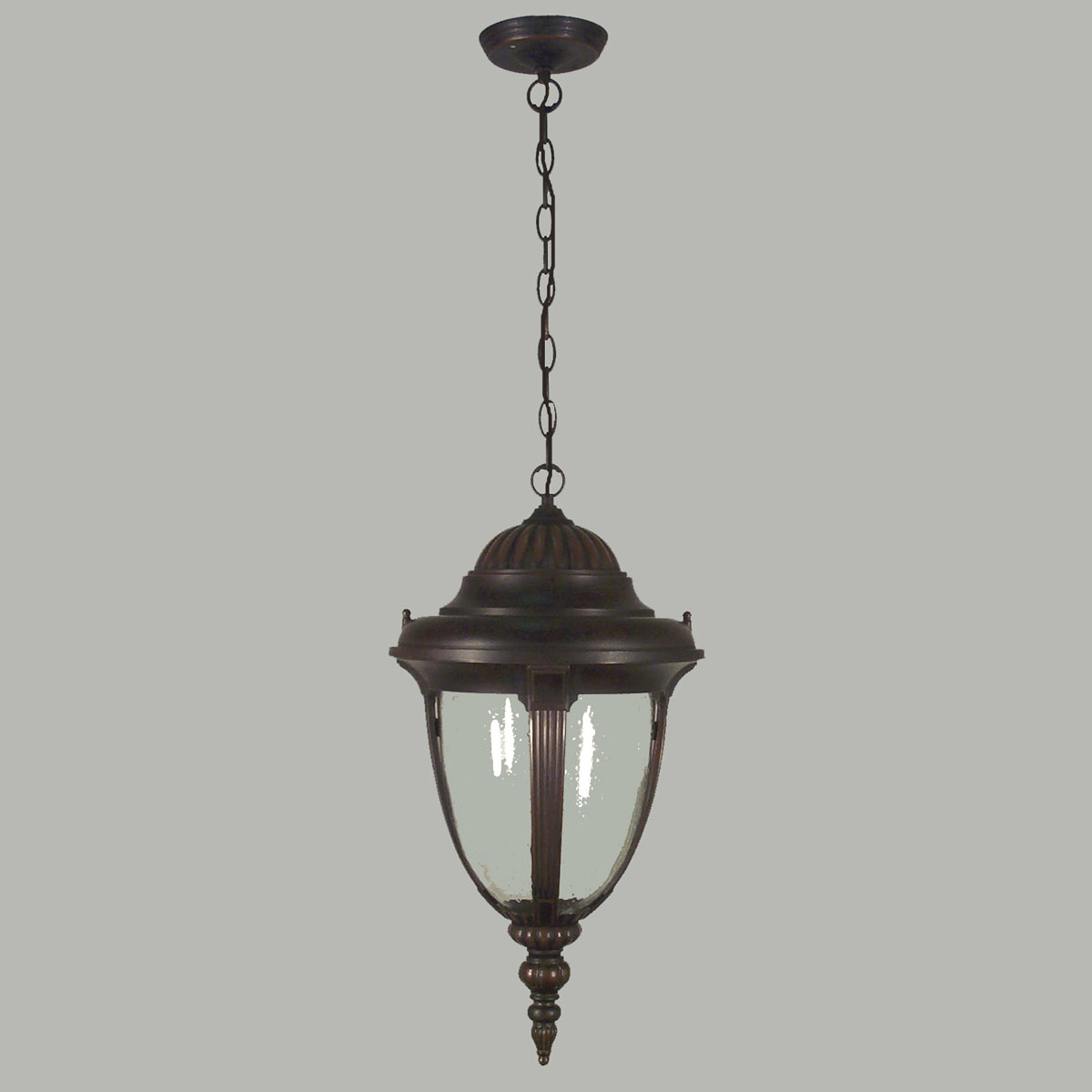 Single Chain Pendant Light