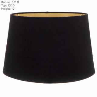 Lamp Shade with Lining