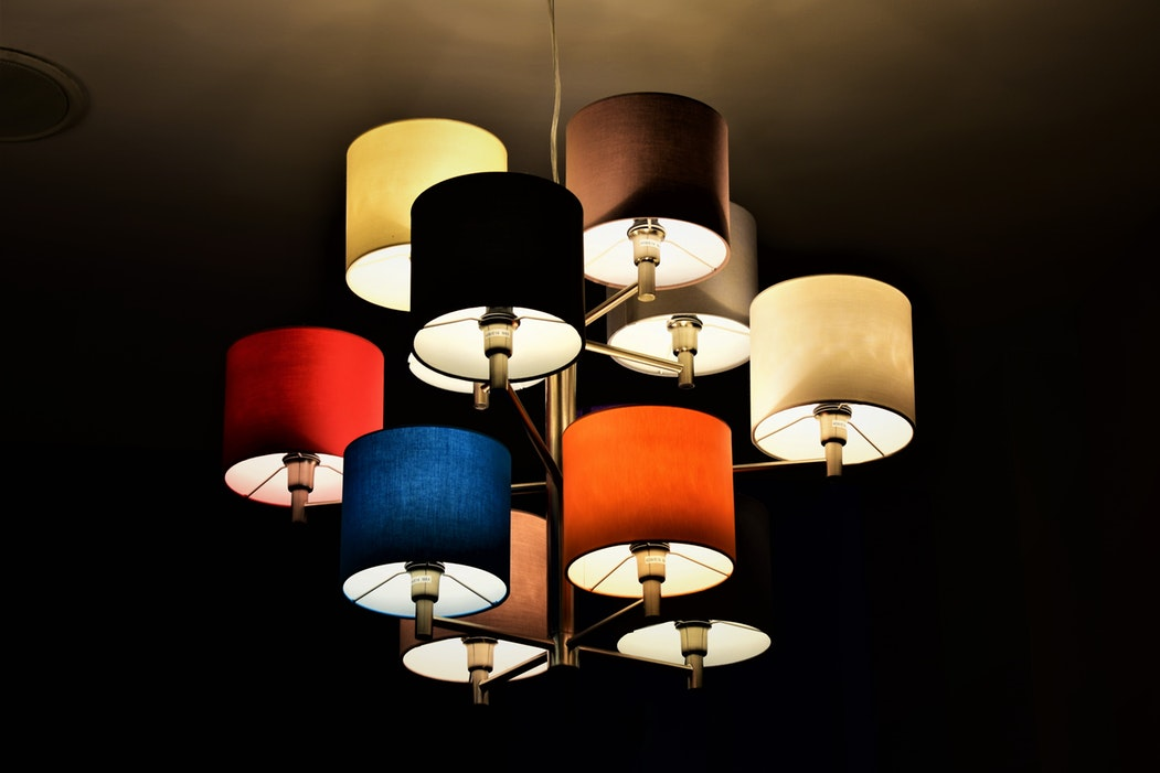 Custom Lamp Shades