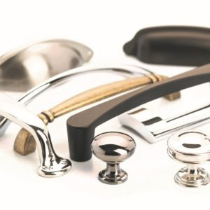 Cabinet Handles and Knobs (3)